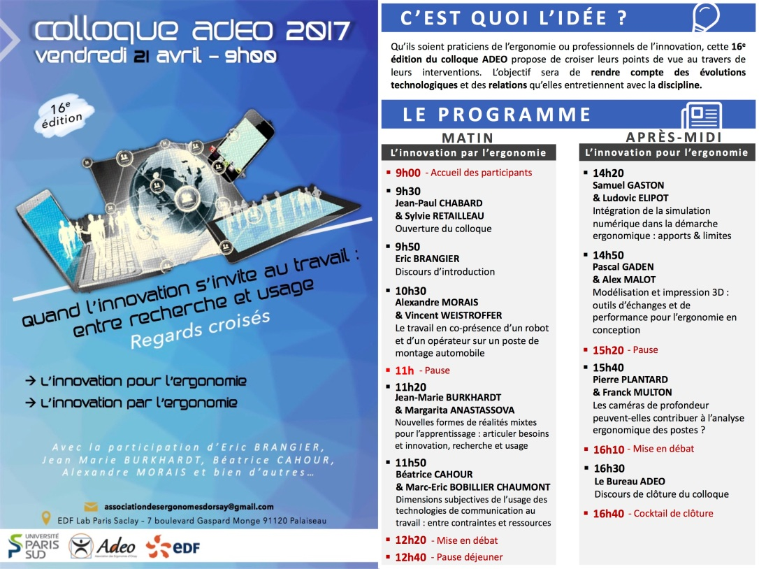 Programme ADEO
